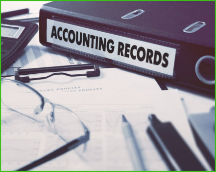accounting records, accounting services